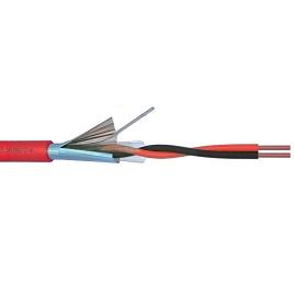 TWISTATI SCHERMATI PVC RIG
