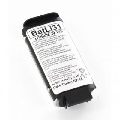 Pila al litio-ferro 3 V - 1 Ah